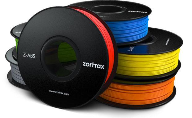 Filamenty współpracujące z Zortrax M200 Plus
